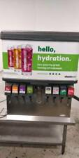 8 Flavor Ice Amp Beverage Soda Fountain System
