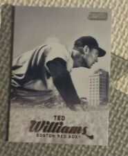 2017 Stadium Club Ted Williams Base Set Card #260 Boston Red Sox