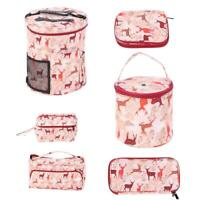 High Quality Knitting Storage Bag Yarn Crochet Hook Sewing Accessories Case