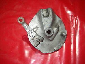 Bremsankerplatte vorn BREMSE Tachoschnecke BRAKE Suzuki RV50 RV90 RV125(?)