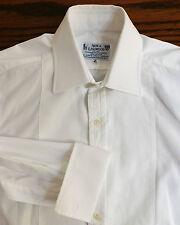 Marcella convertible shirt Collar size 15 New & Lingwood Jermyn St formal dress