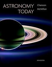 Astronomy Today (6th Edition) by Eric Chaisson, Steve McMillan