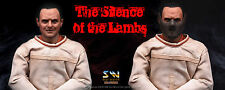 1/6 The Silence of the Lambs Dr. Hannibal Anthony Hopkins Premium Figure Set