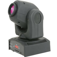 Compact Programmable Moving Head LED DJ Spot Light–Sound Stage Lighting DMX Club