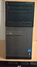 Dell OptiPlex 790 MT PC,Quad Core i5 4x 3,3 GHz 4 GB RAM 250 GB HDD Win 10, TOP