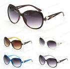 New Womens DG Sunglasses Fashion Designer Shades Eyewear Large Vintage Black UV