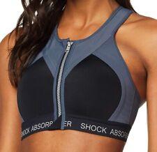 Shock Absorber Infinity Power Womens Sports Bra - Grey