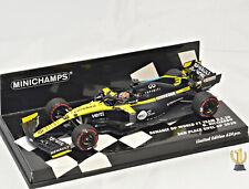 1:43 Minichamps 417200903 Renault R.S.20, 3rd place Eifel GP 2020, Ricciardo #3