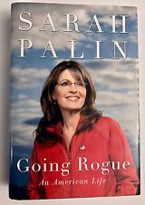 Going Rogue by Sarah Palin - SIGNED, AUTOGRAPHED - 1st Edition - Brand New