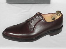 NEW Crockett Jones LAMONT Brown Calf Leather Lace Up Shoes UK 9.5 E RRP £410