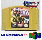 Legend of Zelda Majora's Mask - Nintendo 64 N64 **NEW**