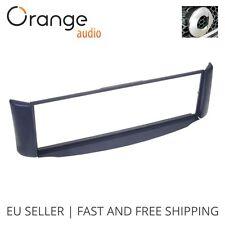 Smart Cabrio ForTwo Coupe Single Din Fascia Radio Replacement Faceplate  - Blue