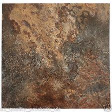 28 x vinyle sol carreaux-auto-adhésif-salle de bains cuisine bn weathered stone 194