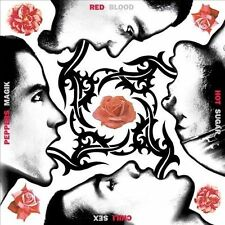 Blood Sugar Sex Magik Red Vinyl by Red Hot Chili Peppers 2011 OOP RSD