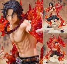 One Piece Portgas D. Ace Battle Version Anime Figuren Spielzeug Sammeln Figurine