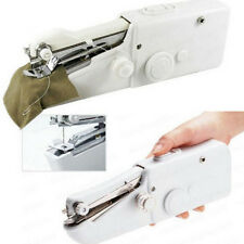 1pc New Portable Mini Electric Handheld Sewing Machine Powered Stitch Household