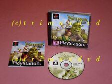 Ps1 _ Shrek Treasure Hunt _ primera edición muy buen estado _ 1000 juegos en la tienda
