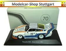 Porsche 935 Silverstone 1981 #22 Walter Röhrl Spark 1:43 map02020717 BRAND NEW
