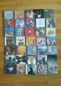 The Rolling Stones 35 CD 's  Sammlung Ronnie Wood Keith Richards  Beatles Kinks