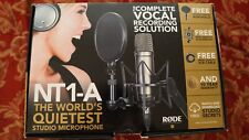 Rode NT1-A Condenser Wired Professional Microphone.