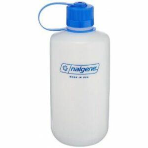 Nalgene Narrow Mouth HDPE Loop-Top 1L Water Bottle