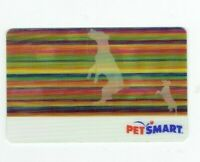 Petsmart Gift Card - Lenticular - Dog Playing Ball - No Value - I Combine Ship