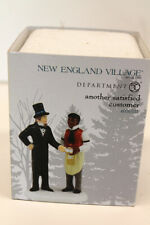 "Dept 56 New England Village ""Another Satisfied Customer"" #4036533"