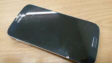 Danneggiato Samsung Galaxy S4 GT-I9505 16gb-Grigio-schermo rotto