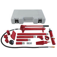 10T HYDRAULIC CYLINDER KIT CILINDRO carrozzeria officina riparazione 052338 GYS