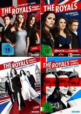 The Royals - Die komplette 1. + 2. + 3. + 4. Staffel                 | DVD | 042