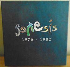 GENESIS 1976 - 1982 JAPAN MINI LP SACD + DVD SET IN PROMO BOX STEVE HACKETT RARE