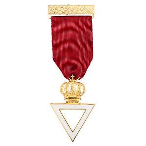 New Masonic Royal & Select Masters Members Breast Jewel