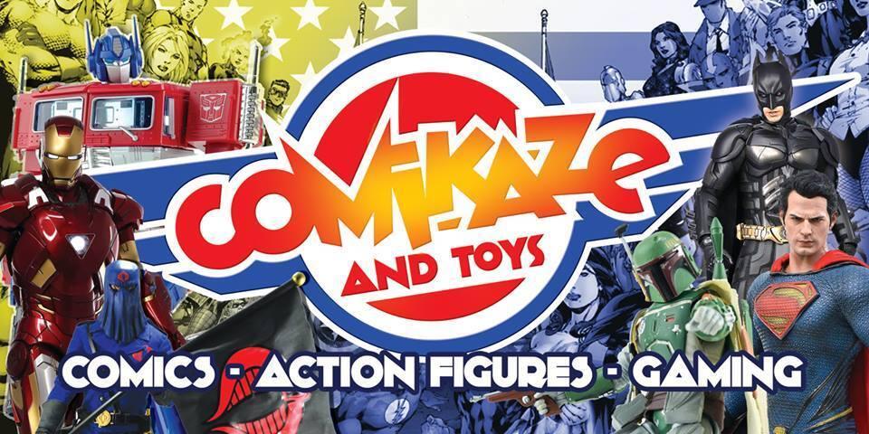 Comikaze and Toys Comic Shop