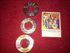 XTC Oranges & lemons Box 3 MiniCD 89 rare