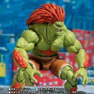 S.H.Figuarts Street Fighter V BLANKA Action Figure PREMIUM BANDAI