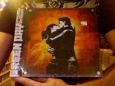 "Green Day 21st Century Breakdown 3x10"" box sealed vinyl + book"