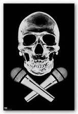 FANTASY POSTER Skull Steez