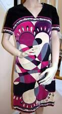 Vintage EMILIO PUCCI Velour Dress Size 4-6