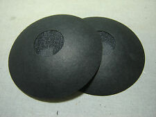 Pair Altec Speaker Vented Dust Cap -- 416 - 515 - 803