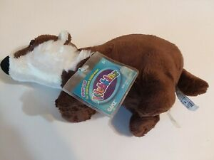 Webkinz Ganz Badger Plush, Code Included
