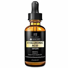 Radha Beauty Hyaluronic Acid Serum For Face & Skin Best Moisturizing
