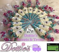 Pre Filled Kids Childrens Sweet Cones Party Bags Free Stickers & Postage. Halal
