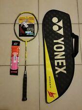 Yonex Voltric Z-Force II Lindan Edition Badminton Racket Yellow