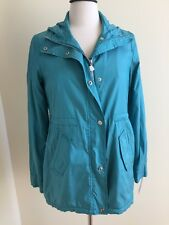Kensie Hooded Rain Jacket Size Small-NWT