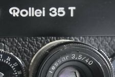 Rollei 35 T Tessar 3,5/40 Black 2