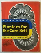 New ListingMcCormick-Deering Planters For The Corn Belt 1938 International Harvester