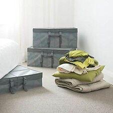 Borse e sacchetti salvaspazio verde per la casa