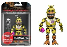 """New 2017 Five Nights At Freddy's NIGHTMARE CHICA 5"""" Figure IN STOCK"""
