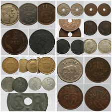 DANEMARK ORE KRONE DANISH WEST INDIES GROENLAND 1868 - 1946 Choisissez !