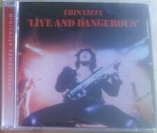 Thin Lizzy - Live And Dangerous (Remastered) CD